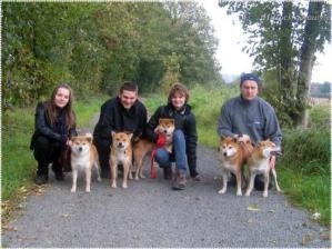 Shiba's family