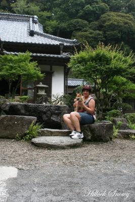 voyage au japon elevage shiba